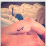 Kadınlara Özel Küçük Dövme Modelleri - Tattoo Desing