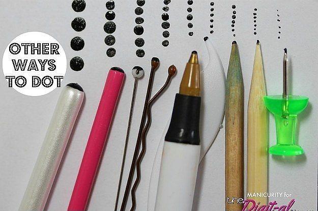 Öje Modelleri ( Nail Art ) Yapmanızı Kolaylaştıracak İpuçları!