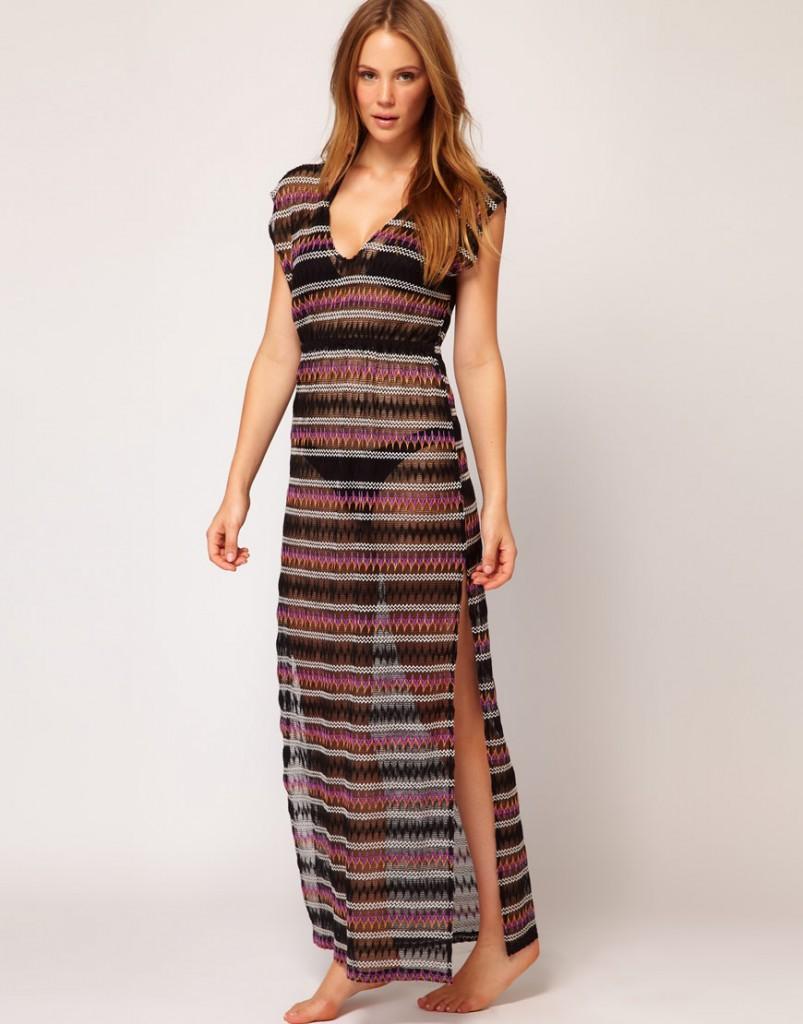 2021 Plaj Elbisesi Modelleri Sizlerin Beğenisini Bekliyor