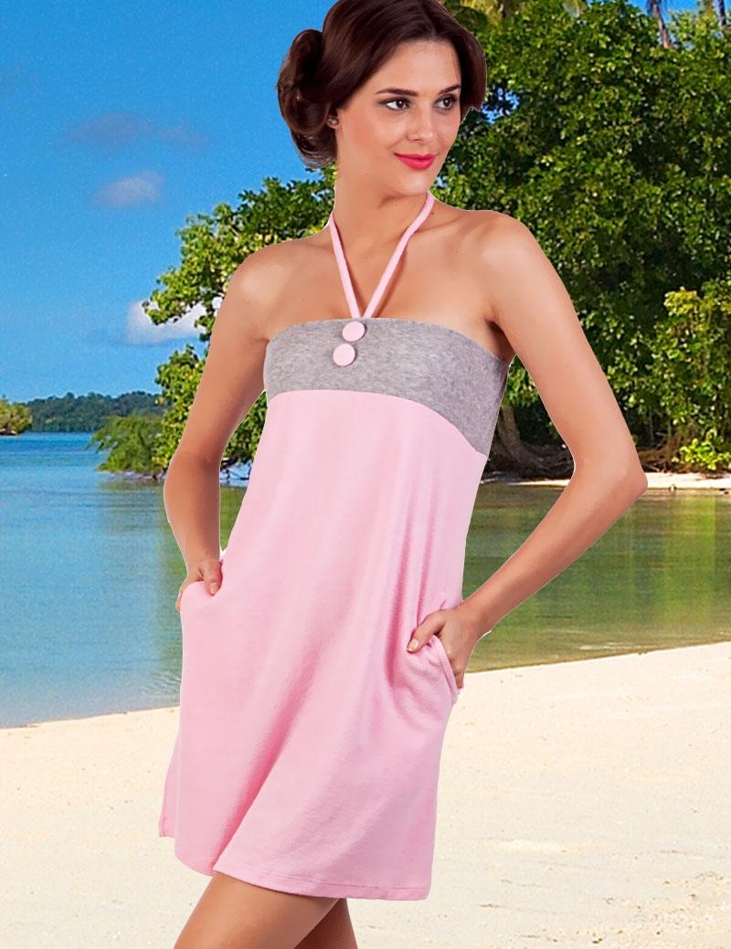 2017 Plaj Elbisesi Modelleri Sizlerin Beğenisini Bekliyor