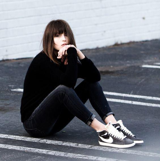 Spor Ayakkabı Kombinleri - Bayan spor ayakkabı modelleri