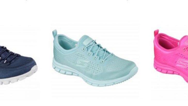 Skechers Bayan Yürüyüş Ayakkabısı Modelleri
