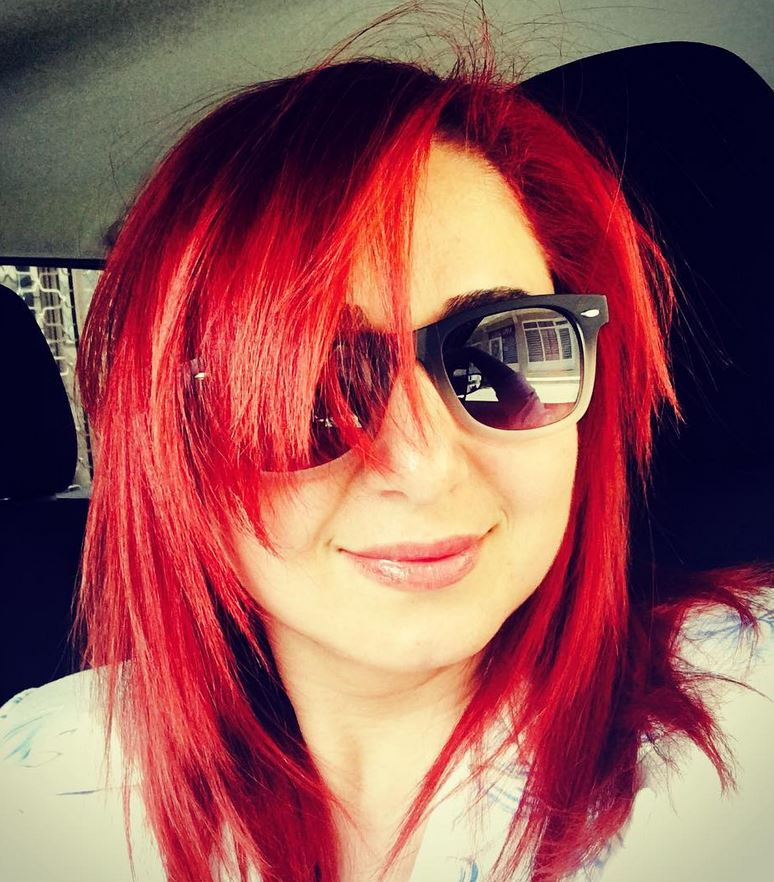 Dark Red Hair Color - Hairstyles Ideas - New Hair Style (1)