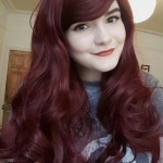 Dark Red Hair Color - Hairstyles Ideas - New Hair Style (12)