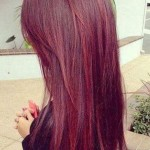 Dark Red Hair Color - Hairstyles Ideas - New Hair Style (13)
