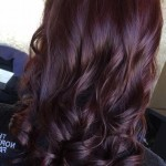 Dark Red Hair Color - Hairstyles Ideas - New Hair Style (17)