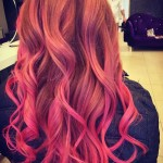 Dark Red Hair Color - Hairstyles Ideas - New Hair Style (8)