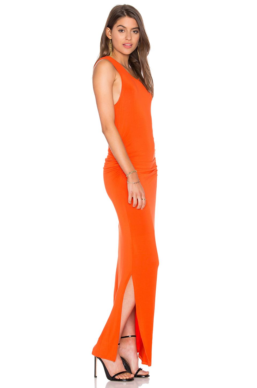 Turuncu Uzun Elbise Modelleri & Gece Elbiseleri