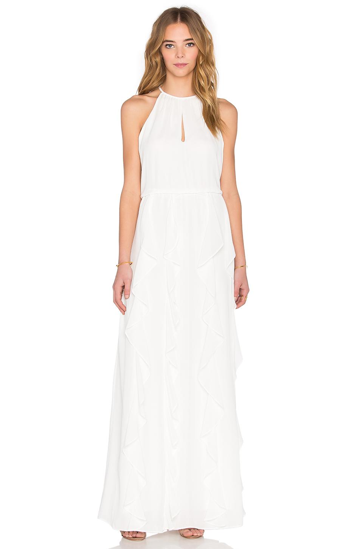 Yaz için 30 trend beyaz elbise modeli 2019