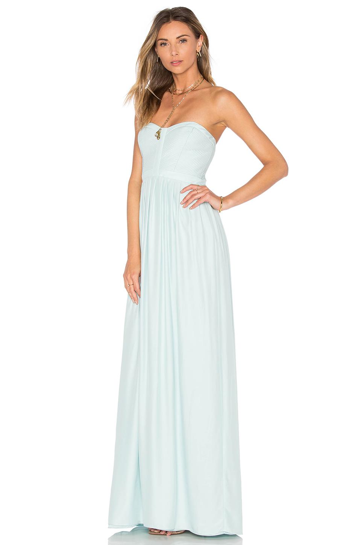 Su Yeşili Uzun Elbise Modelleri & Gece Elbiseleri