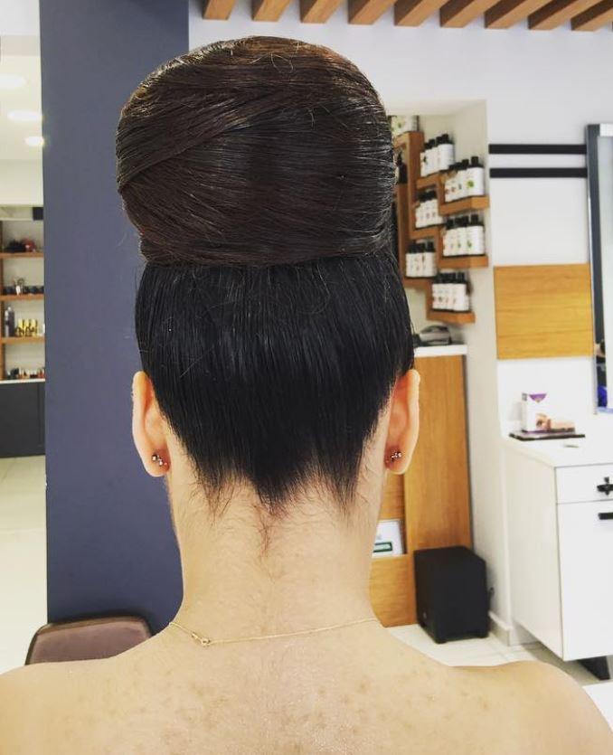 En Güzel Gelin Saç Modelleri - Gelin Başı Topuz Modelleri (12)