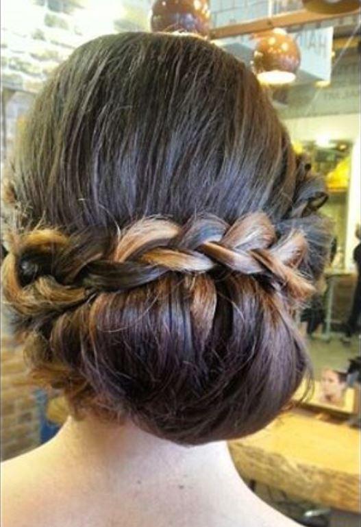 En Güzel Gelin Saç Modelleri - Gelin Başı Topuz Modelleri (16)
