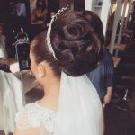 En Güzel Gelin Saç Modelleri - Gelin Başı Topuz Modelleri (25)