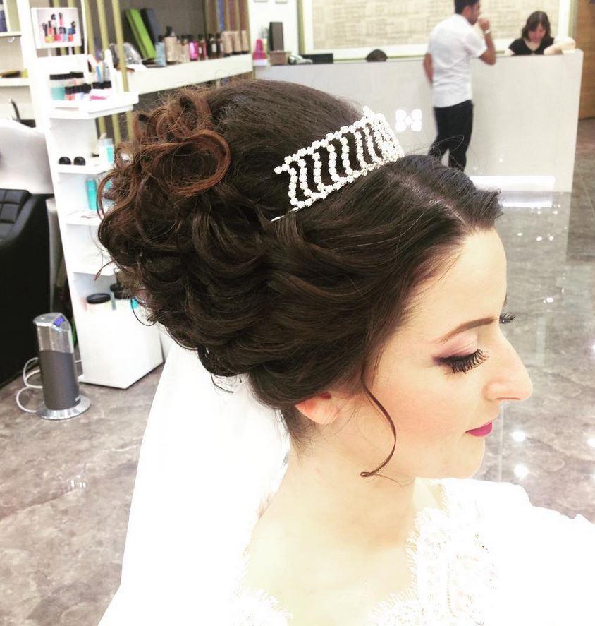 Gelin Saçı, Gelin Başı ve En Güzel Gelin Topuzu Örnekleri