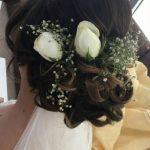 En Güzel Gelin Saç Modelleri - Gelin Başı Topuz Modelleri (6)