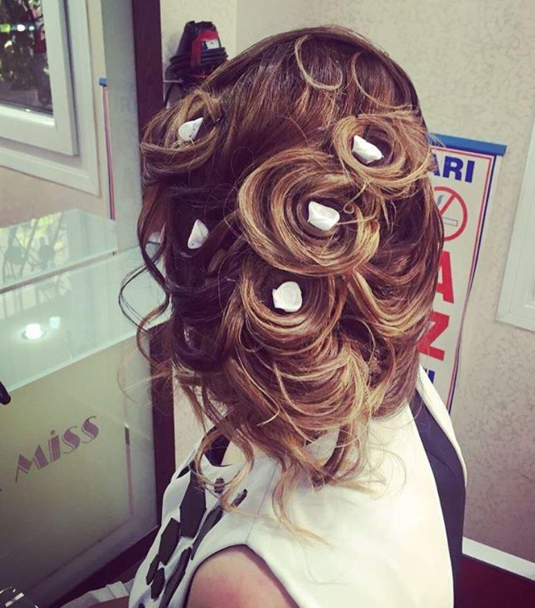 En Güzel Gelin Saç Modelleri - Gelin Başı Topuz Modelleri (8)