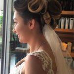 En Güzel Gelin Saç Modelleri - Gelin Başı Topuz Modelleri (9)