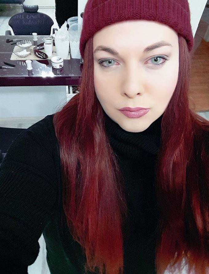 Kızıl Saç - Red Hair Color Ideas - Haircuts (17)