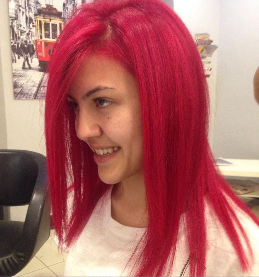 Kızıl Saç - Red Hair Color Ideas - Haircuts (18)
