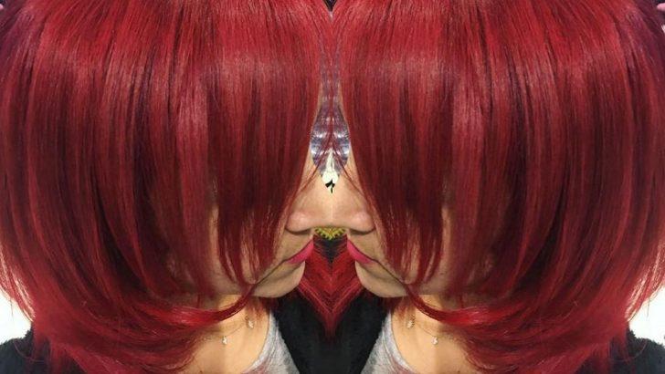 En Tutkulu 35 Kızıl Saç Rengi ve Modelleri