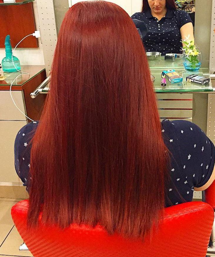 En Tutkulu 35 Kızıl Saç - Bakır Kızılı