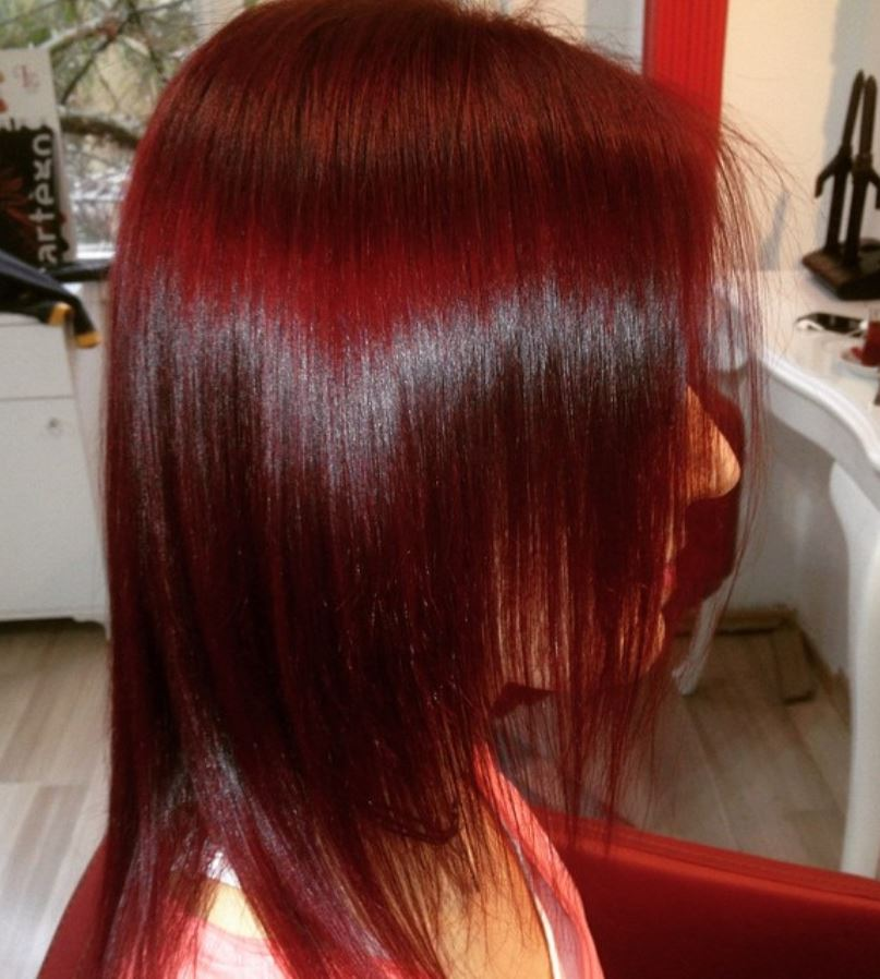 En Tutkulu 35 Kızıl Saç