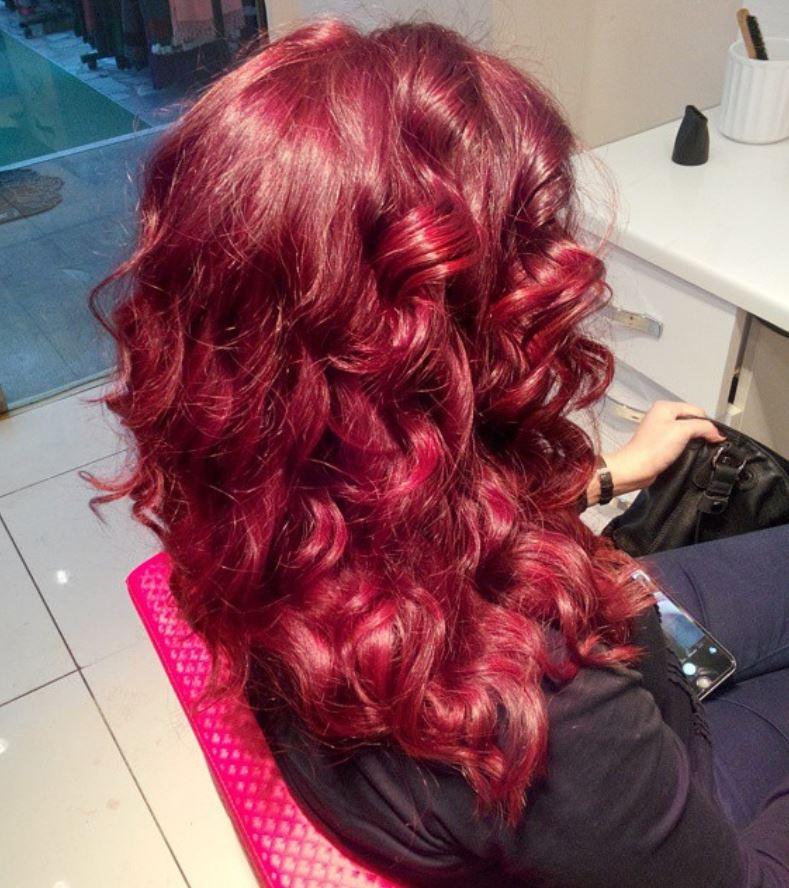 Kızıl Saç - Red Hair Color Ideas - Haircuts (33)