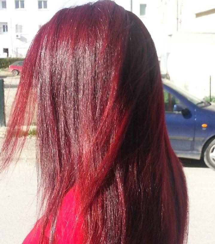 Kızıl Saç - Red Hair Color Ideas - Haircuts (34)