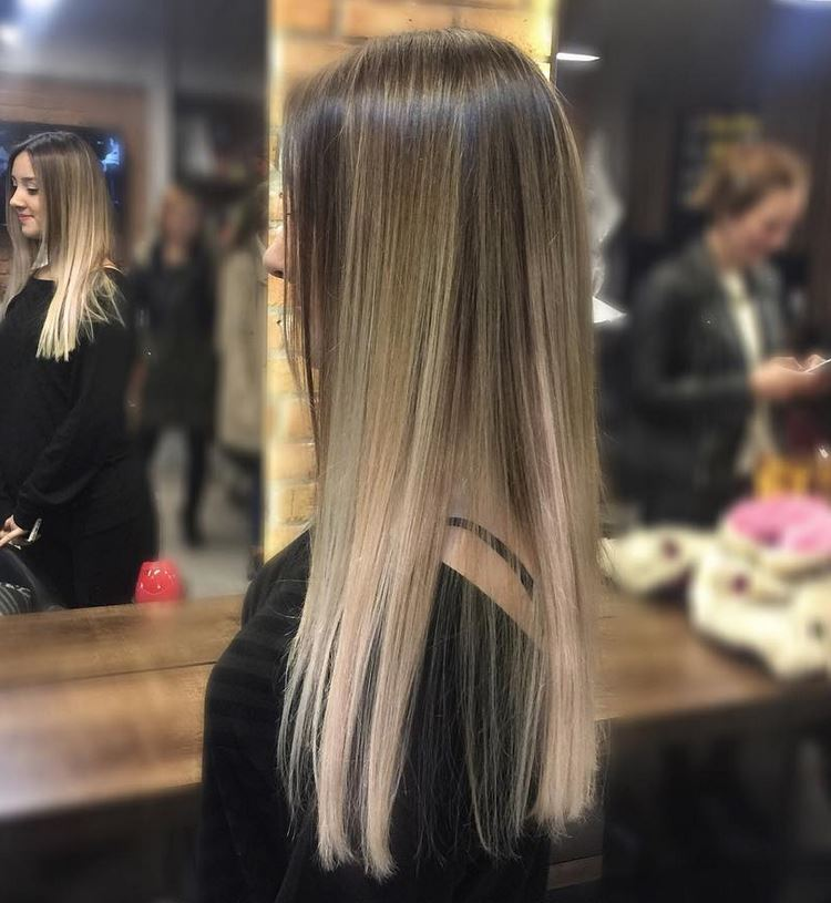 Ombre Hair-Blonde Ombre Hair-Brown Ombre Hair-Hair Color Ideas (11)