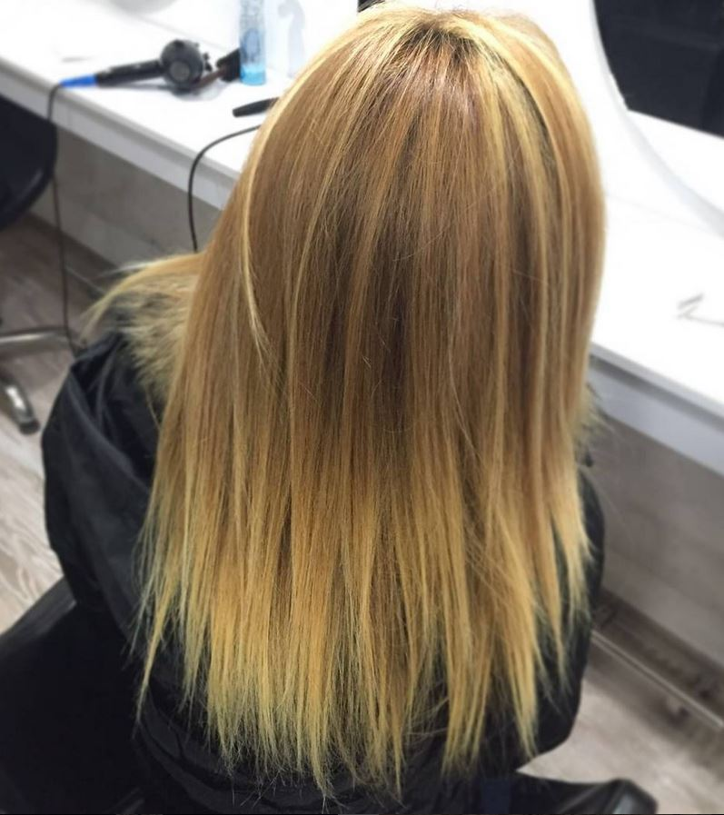 Ombre Hair-Blonde Ombre Hair-Brown Ombre Hair-Hair Color Ideas (13)