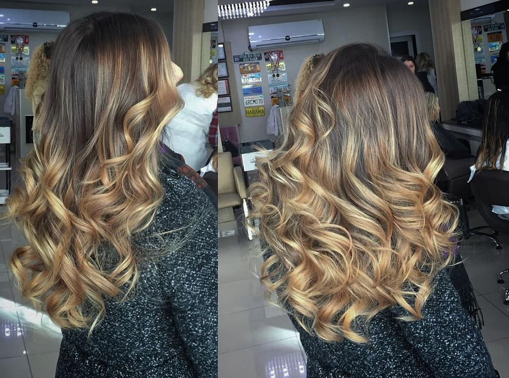 Ombre Hair-Blonde Ombre Hair-Brown Ombre Hair-Hair Color Ideas (15)
