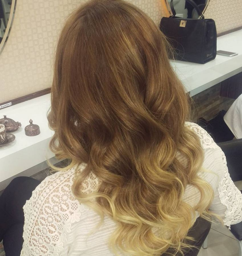 Ombre Hair-Blonde Ombre Hair-Brown Ombre Hair-Hair Color Ideas (21)