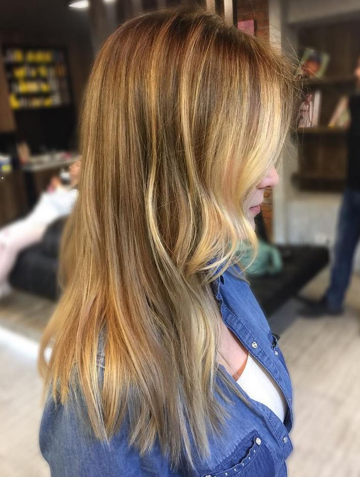 Ombre Hair-Blonde Ombre Hair-Brown Ombre Hair-Hair Color Ideas (22)
