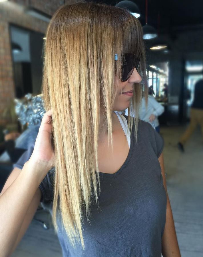 Ombre Hair-Blonde Ombre Hair-Brown Ombre Hair-Hair Color Ideas (26)