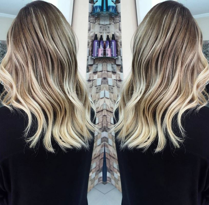Ombre Hair-Blonde Ombre Hair-Brown Ombre Hair-Hair Color Ideas (3)