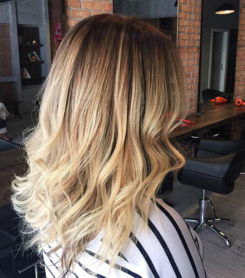Ombre Hair-Blonde Ombre Hair-Brown Ombre Hair-Hair Color Ideas (30)