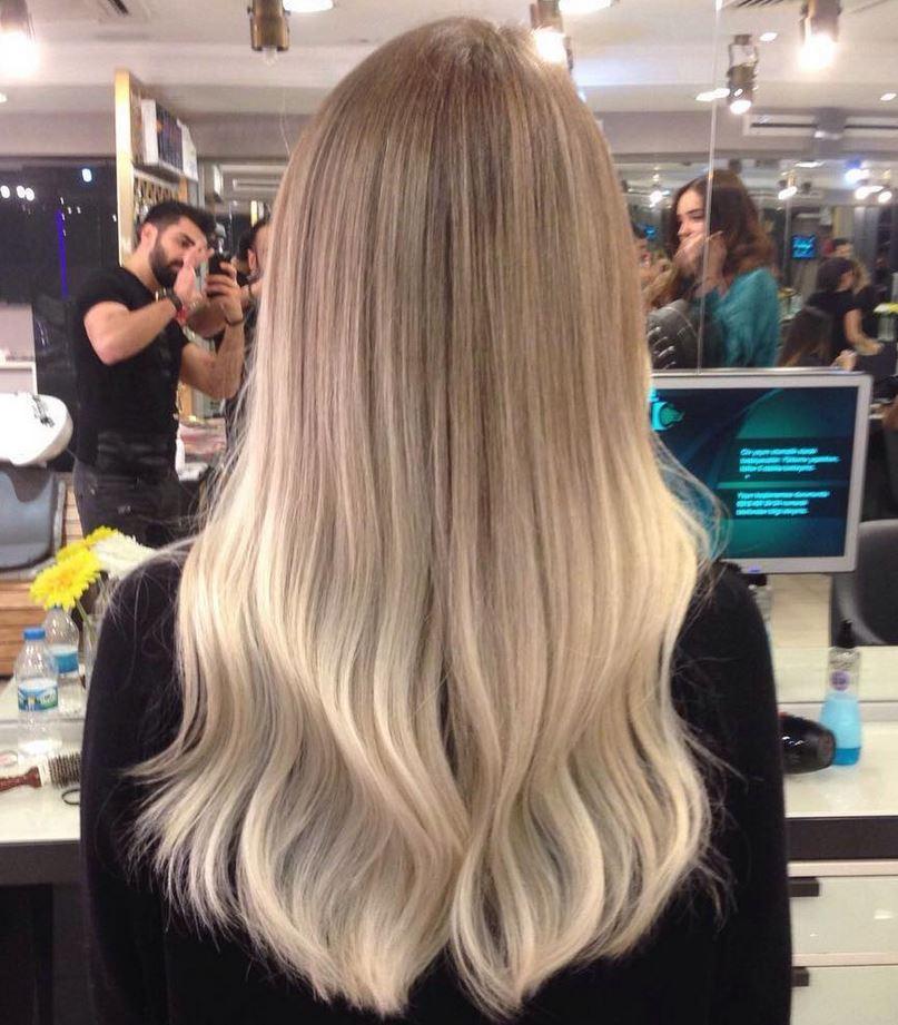 Ombre Hair-Blonde Ombre Hair-Brown Ombre Hair-Hair Color Ideas (36)