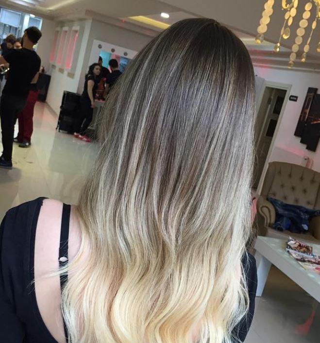 Ombre Hair-Blonde Ombre Hair-Brown Ombre Hair-Hair Color Ideas (37)