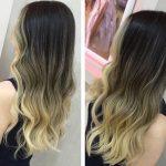Ombre Hair-Blonde Ombre Hair-Brown Ombre Hair-Hair Color Ideas (41)