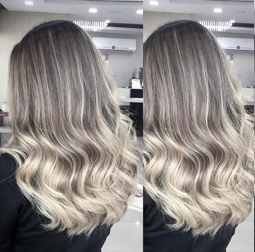 Ombre Hair-Blonde Ombre Hair-Brown Ombre Hair-Hair Color Ideas (42)