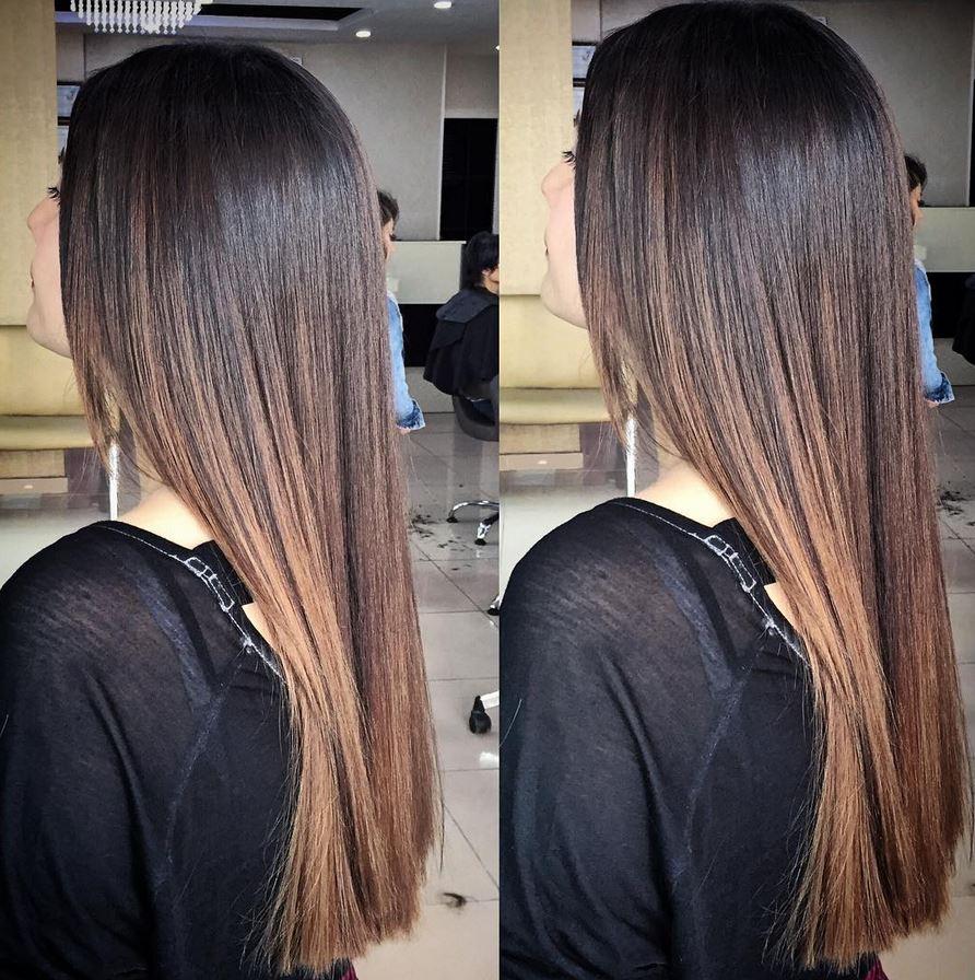 Ombre Hair-Blonde Ombre Hair-Brown Ombre Hair-Hair Color Ideas (43)
