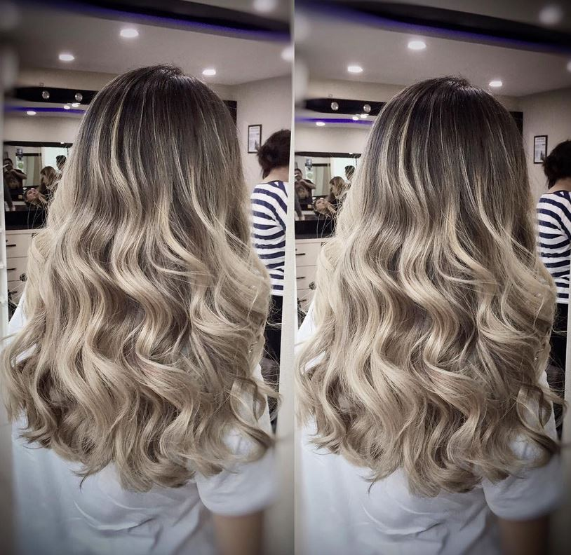 Ombre Hair-Blonde Ombre Hair-Brown Ombre Hair-Hair Color Ideas (6)