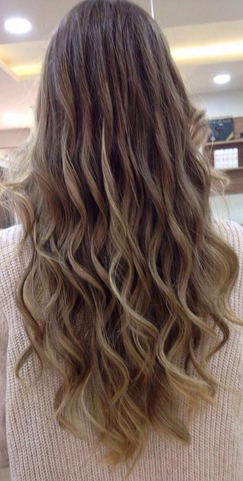 Ombre Hair-Blonde Ombre Hair-Brown Ombre Hair-Hair Color Ideas (7)
