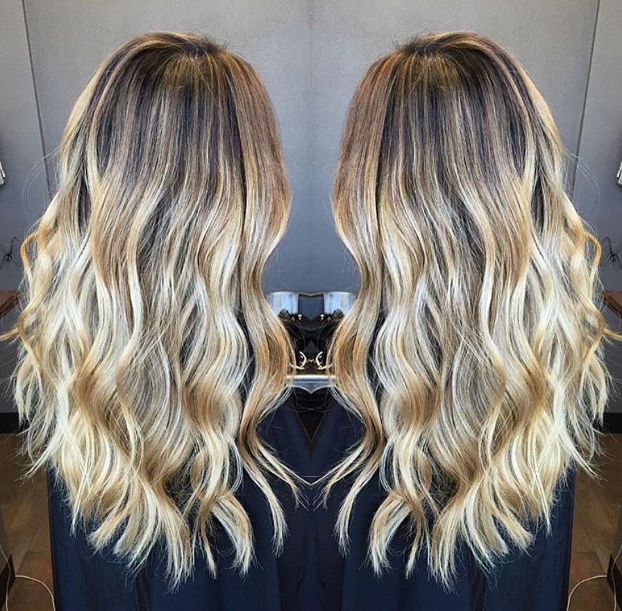 Ombre Hair-Blonde Ombre Hair-Brown Ombre Hair-Hair Color Ideas (8)
