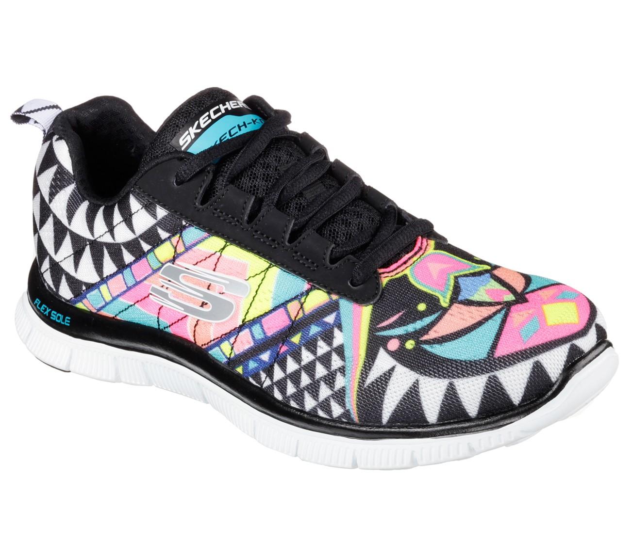 Skechers Bayan Yürüyüş Ayakkabısı Modelleri-Ayakkabı Modelleri (2)