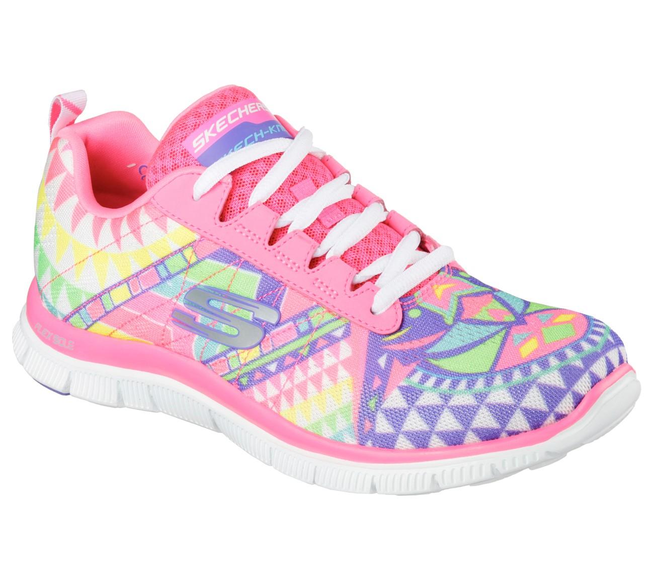 Skechers Bayan Yürüyüş Ayakkabısı Modelleri-Ayakkabı Modelleri (3)