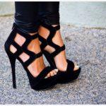 Topuklu Ayakkabı - Bayan Ayakkabı Modelleri - Stiletto (11)