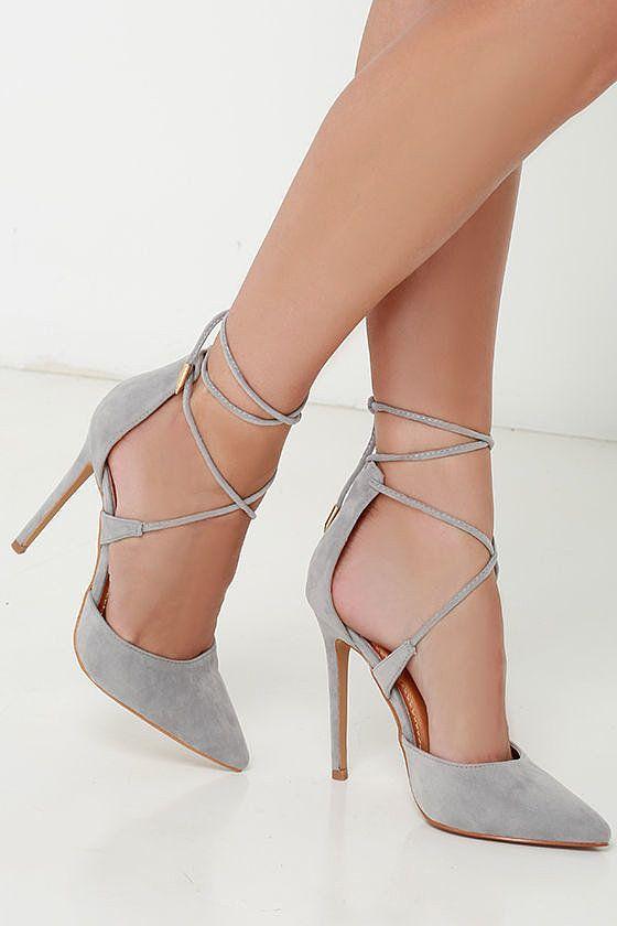 Topuklu Ayakkabı - Bayan Ayakkabı Modelleri - Stiletto (18)