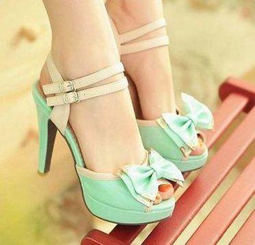 Topuklu Ayakkabı - Bayan Ayakkabı Modelleri - Stiletto (19)