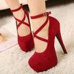 Topuklu Ayakkabı - Bayan Ayakkabı Modelleri - Stiletto (22)